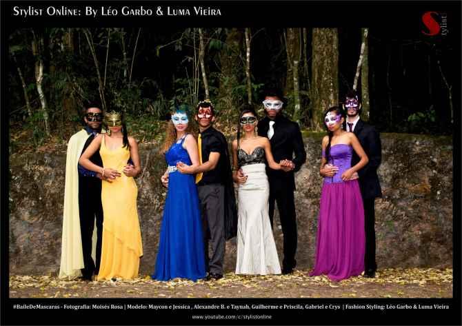 Baile de mascara 16