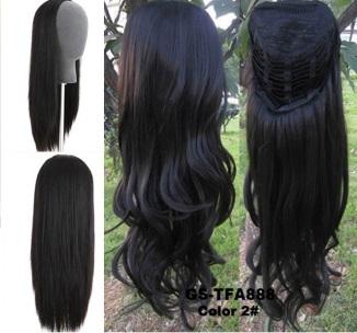 half-wig