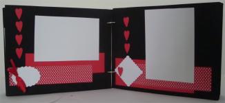 Album personalizado scrapbook