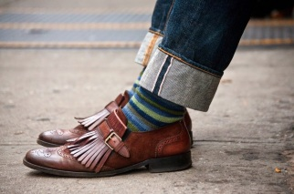 denim-striped-socks-congac-shoes-leather-style-men