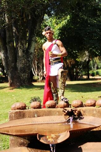 Dionísio - deus do vinho (2)