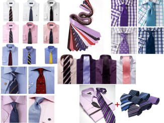 terno camisa social e gravata